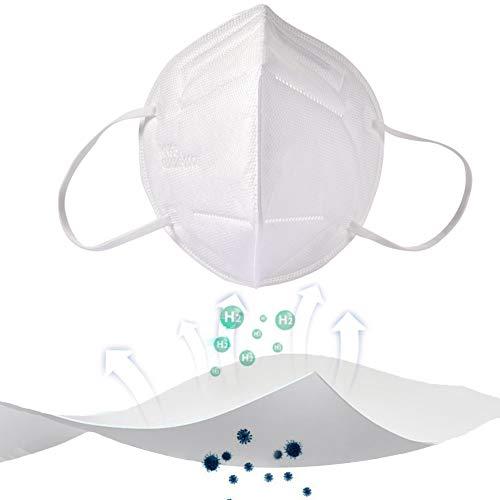 10 unidades de protección contra 4 capas de protección facial