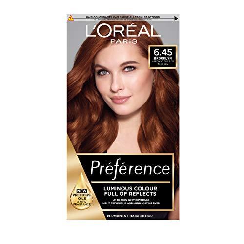 Preference Infinia Hair Dye 6.45 Brooklyn Intense
