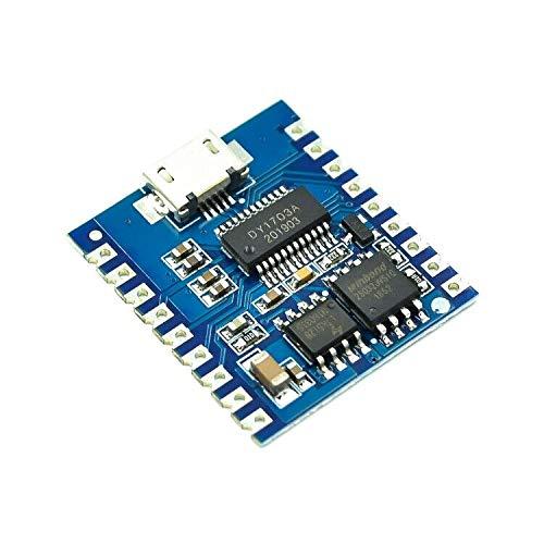 DY-SV17F オーディオモジュールミニ MP3 プレーヤー Io トリガ USB ダウンロードフラッシュ音声モジュール