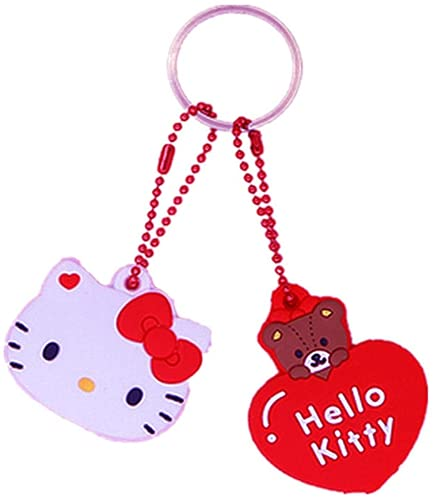 Hello Kitty Key Chain for Girls Women Hello Kitty Gifts | Hello Kitty Figures Sanrio Birthday Gift Bag Accessories