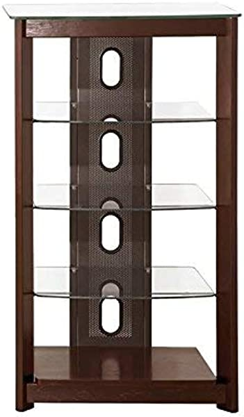 Coaster Home Furnishings 4 Tier Media Tower Chestnut