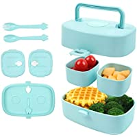 Wagindd Leak-Proof Kids Bento Lunch Box
