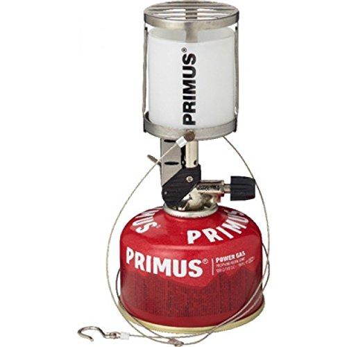 Primus Laterne Micron Glas mit Piezozündung, Mehrfarbig, One Size