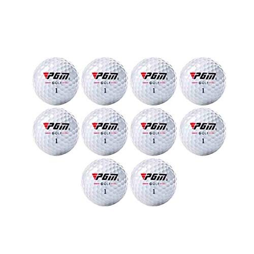 Why Should You Buy WXQ-XQ Golf Ball, Golf Three-Tier Game Practice Ball, New Three-Layer Game Ball [...