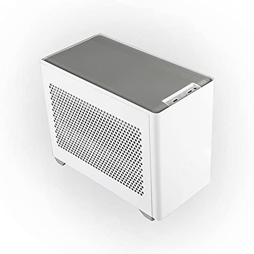Sedatech Mini-PC Evolución Watercooling AMD Ryzen 7 5800X 8X 3.8Ghz, Geforce RTX 2060 6Gb, 32Gb RAM DDR4, 500Gb SSD NVMe M.2 PCIe, 3Tb HDD, USB 3.1, WiFi, Bluetooth. Ordenador de sobremesa, sin OS