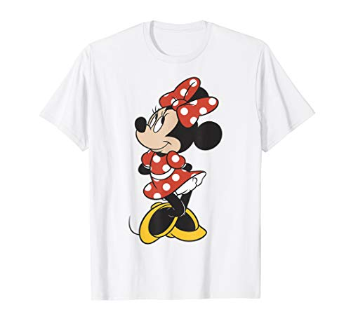 Disney Mickey And Friends Minnie Mouse Traditional Portrait T-Shirt