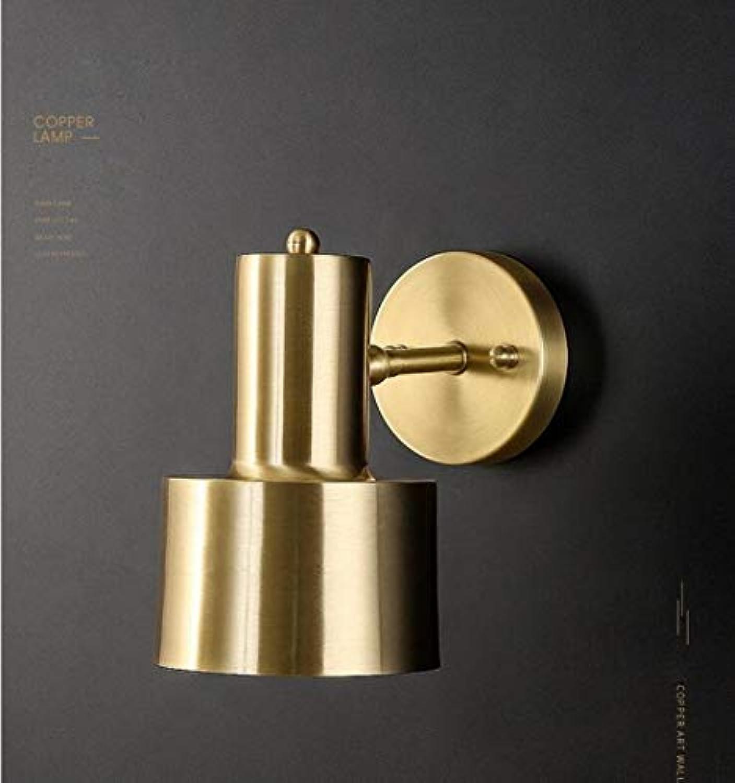 Vintage Kronleuchter Wandleuchte Moderne Minimalistische Hauptschlafzimmer-Nachttischlampengangtreppenhaus Kreative Led-Wandlampenwohnzimmerhintergrund-Wandlampe