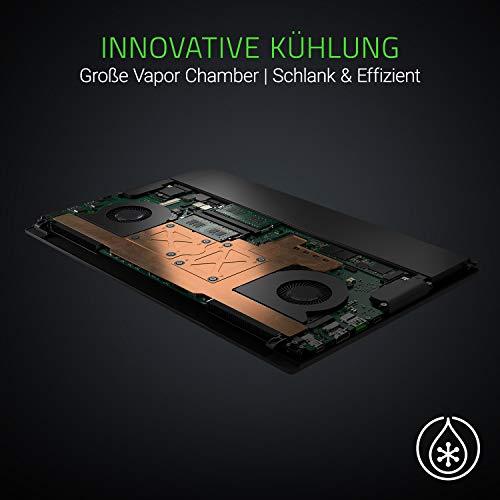 Razer Blade 15 Advanced Model 2019 39,6 cm 15,6 Zoll 144 Hz Full HD Bild 5*