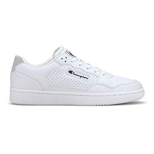 Champion Herren Sneaker Cleveland Weiß Synthetik 44