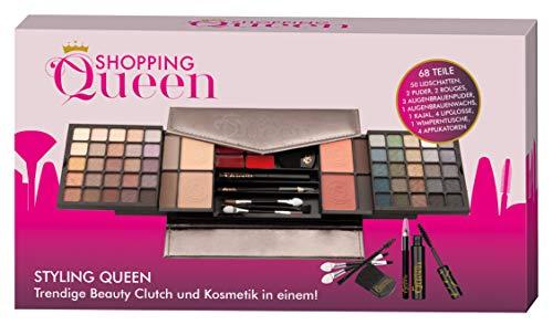Style Queen: Beauty Clutch und Kosmetik in einem! - Offizielles Lizenzprodukt zum Beauty- und Fashion-Format