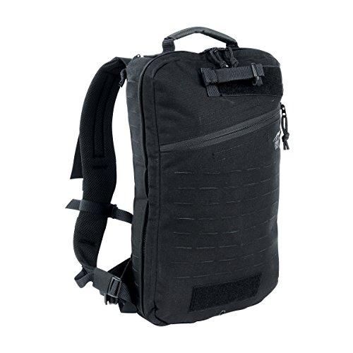 Tasmanian Tiger Unisex - Mochila TT Medic Assault Pack MKII, color negro, 15 litros