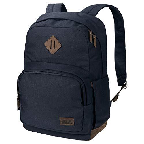 Jack Wolfskin Croxley Outdoor Daypack Rucksack Tagesrucksack, Night blau, ONE Size