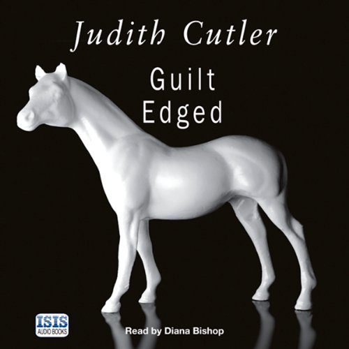 Guilt Edged audiobook cover art