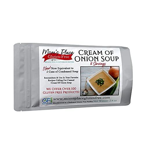Gluten Free Cream of Onion Soup Mix