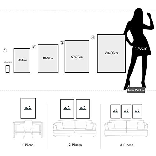 Marmor Mädchen Poster und Drucke Wandkunst Leinwand Malerei Nordic Picture Home Decoration für Wohnzimmer 30x40cm