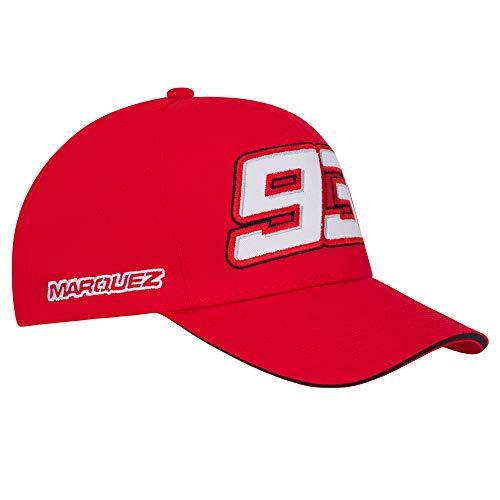Marc Márquez 2020 93 Caps & Beanies Producto oficial de MotoGP, Gorra