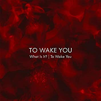 What Is It?/ To Wake You