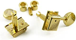 Kluson SD9105MG 6 In-Line Vintage Tuning Machines, Gold