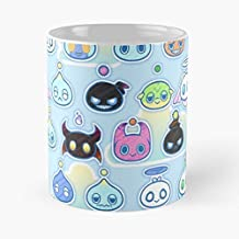 Chao Faces Classic Mug - 11 Oz Coffee Mugs Ceramic The Best Gift For Holidays, Item Use Daily.