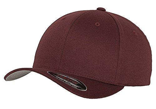 MasterDis Flex Fit Cap Gr. L/XL , Brown - Maroon