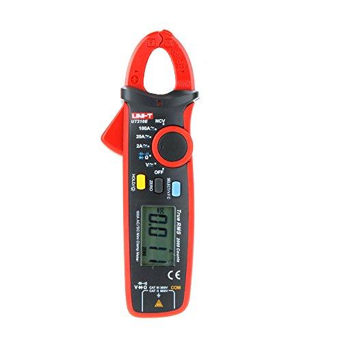 KKmoon UNI-T UT210Eクランプメータ 真の実効値 / AC / DC電流 / w/キャパシタンス測定 - KKmoon