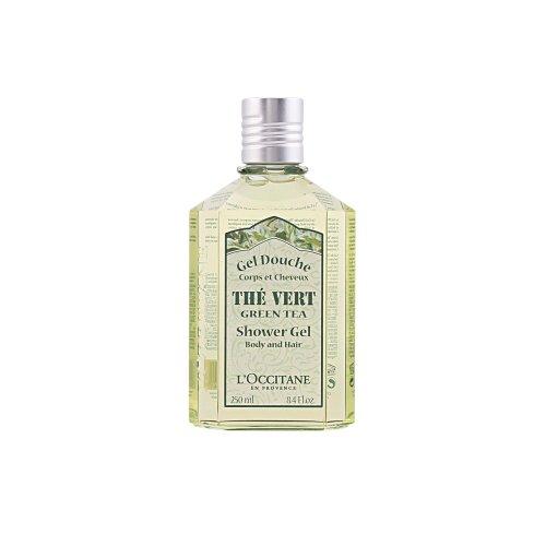 L´occitane - GREEN TEA shower gel 250 ml