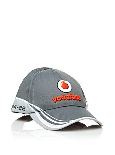 Vodafone Mclaren Cap grau one size