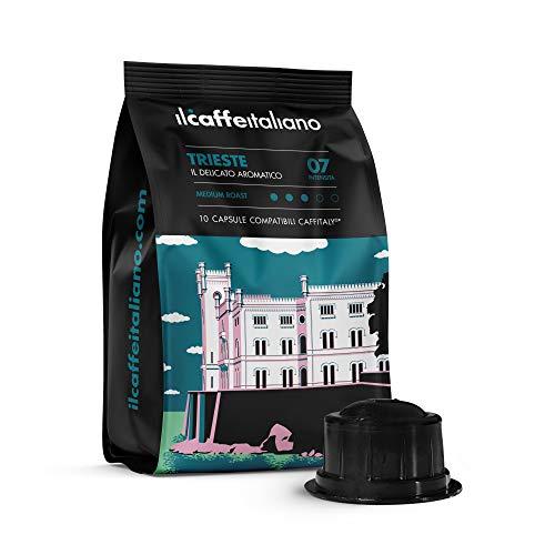 100 Trieste Kaffee Kapseln - Caffitaly Kompatible kapseln - Il Caffè Italiano