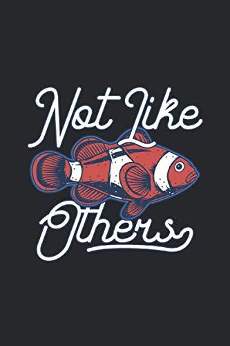 Fisch Liebhaber Aquarium: Notizbuch