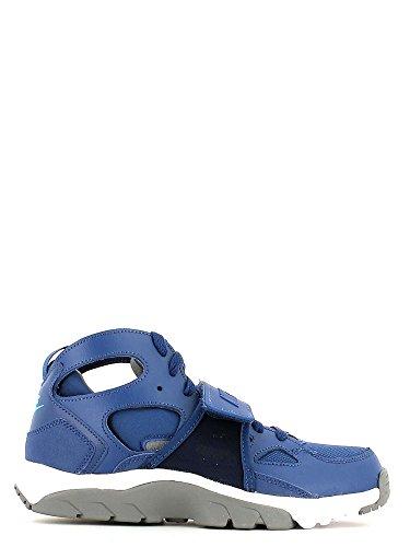 Nike Jungen Trainer Huarache (GS) Laufschuhe, Blau Grau Weiß Insgn Blau Bl Lgn Cl Gry Wht, 39 EU