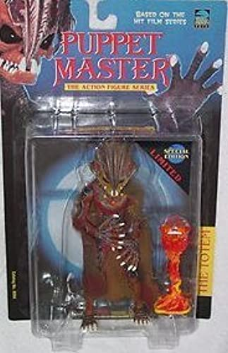 Puppet Master The Totem Special Edition Limited Action Figure with Cape by Puppet Master
