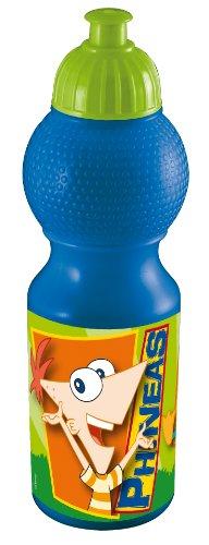 Disney Phineas & Ferb 500 ml Sports Bottle (Large)