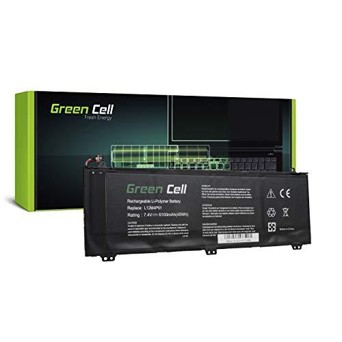 Green Cell® L12L4P61 L12M4P61 Laptop Akku für Lenovo IdeaPad U330 U330p U330t (Li-Polymer Zellen 6100mAh 7.4V Schwarz)