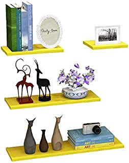 Etagères murales minimalistes Modernes étagères étagères Tenture Murale Salon Chambre Décoration Murale Décoration Murale ...