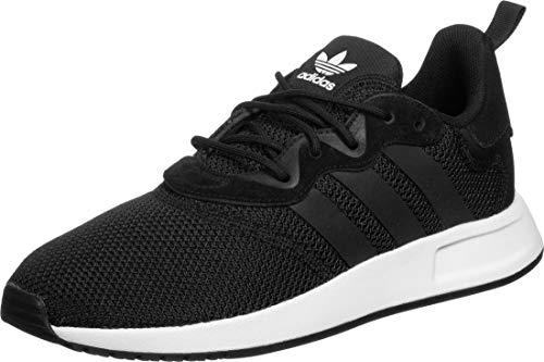 adidas Herren X_PLR S Sneaker, Black Core Black Core Black Footwear White, 44 EU