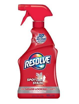 Resolve Triple Oxi Advanced Carpet Stain Remover Spray 22.0fl oz, 2 PK