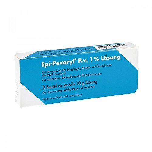 EPI PEVARYL P.v. Btl. Lösung 3X10 g
