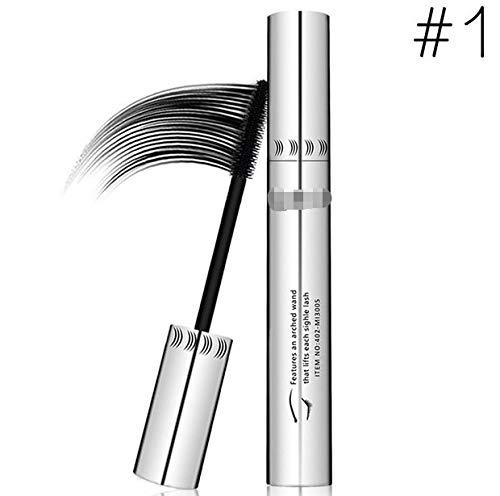 CHENTAOCS 24 Heures Mascara Mascara Maquillage Faux Cils Make Up Yeux Waterproof Mascara Noir (Couleur : No Retail Box)