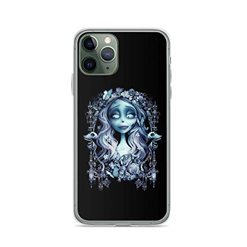 Phone Case Emily - Corpse Bride Compatible with iPhone 6 6s 7 8 X XS XR 11 Pro Max SE 2020 Samsung Galaxy Accessories Bumper Waterproof