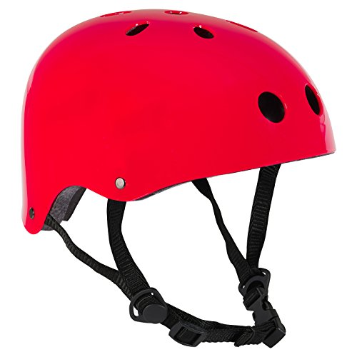 pedalpro gloss bmx bicycle helmet