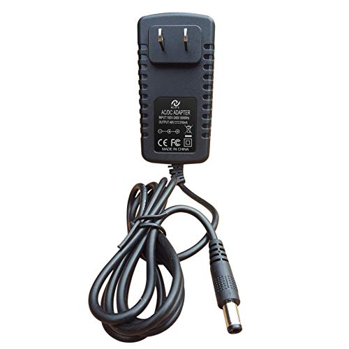 NeuPo 48 Volt Power Supply | Power Adapter Compatible with VOIP Polycom IP Phones VVX 300, 301, 310, 311, 400, 401, 410, 411, 500, 501, 511, 600, 601, 611, 1500 2200-46170-001, Sound Point IP 560, 670