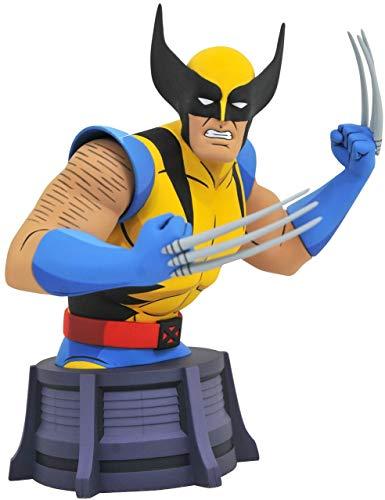 DIAMOND SELECT TOYS Marvel Animated X-Men: Wolverine Resin Bust