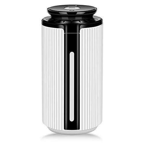 CPH20 900 ml Luftbefeuchter USB ätherisches Öl Diffusor 7 Farben Zerstäuber Lufterfrischer mit LED-Licht für Zuhause Dekoration