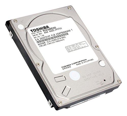 Toshiba MQ03ABB300 Hard Disk Drive 3000GB