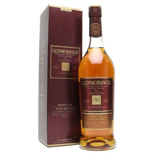 Glenmorangie Lasanta Highland Single Malt Scotch Whisky 86 Proof, 750 Ml