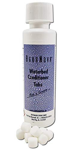 A.N. Agua Nova ® Tabs Conditioner Tabletten ohne kleckern Wasserbetten Wasserkissen 20 Stück = 20g
