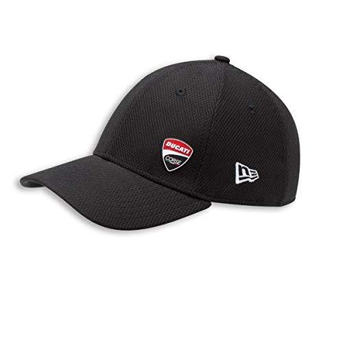 Ducati Corse Diamond Kappe Mütze schwarz