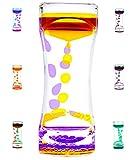 Fidget Liquid Motion Bubble Sensory Play Toy, Water Oil Fidget Timer Toy,autism Desk Toys,autism Calming Sensory Products,desk Calm Down Corner Trinkets,fidget Lava ,Christmas Stocking Stuffers
