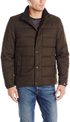 Nautica Men's Brushed Herringbone Jacket