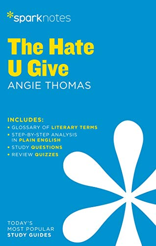 The Hate U Give (Sparknotes Study Guides)